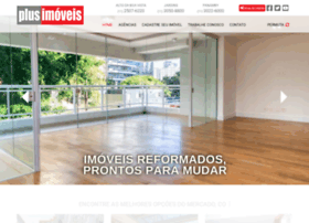 Plusimoveis.com.br thumbnail