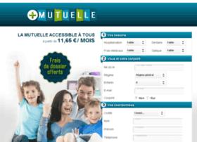 Plusmutuelle.fr thumbnail