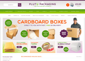 Plutopackaging.co.uk thumbnail