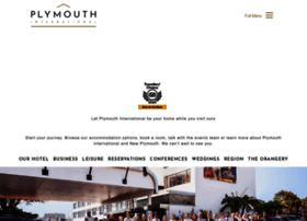 Plymouth.co.nz thumbnail