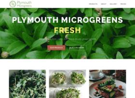 Plymouthmicrogreens.co.uk thumbnail