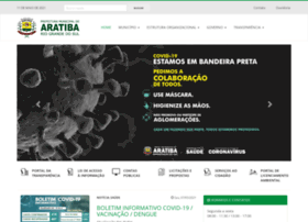Pmaratiba.com.br thumbnail