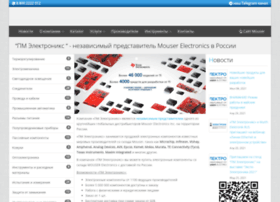 Pmelectronics.ru thumbnail