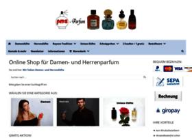 Pms-parfum.de thumbnail