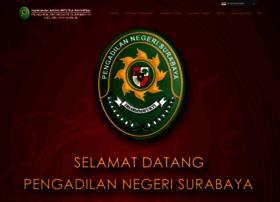 Pn-surabayakota.go.id thumbnail