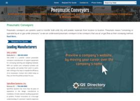 Pneumaticconveyors.net thumbnail