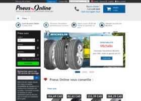 Pneus-online-canada.ca thumbnail