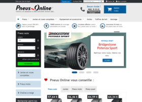 Pneus-online.fr thumbnail