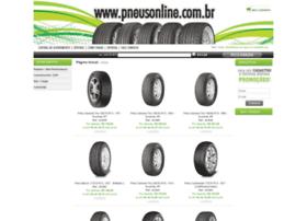 Pneusonline.com.br thumbnail
