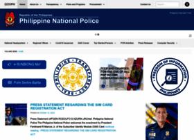 Pnp.gov.ph thumbnail