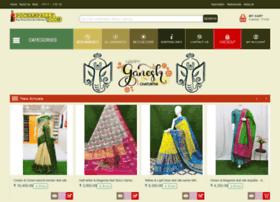 Pochampally.com thumbnail