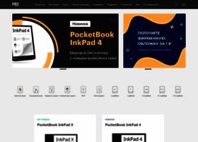 Pocketbook.ru thumbnail