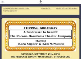 Poconomountainstheatercompany.org thumbnail