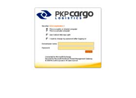 Poczta.pkp-cargo.eu thumbnail