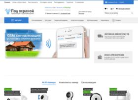 Pod-ohranoy.ru thumbnail