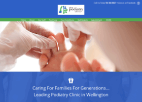 Podiatryclinic.co.nz thumbnail