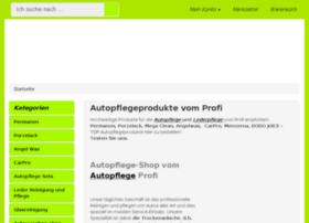 Podscharly-autopflege.de thumbnail