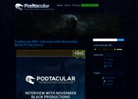 Podtacular.com thumbnail