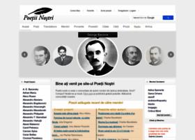 Poetii-nostri.ro thumbnail