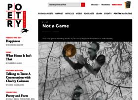 Poetryfoundation.org thumbnail