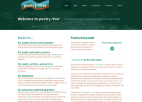 Poetryriver.org thumbnail