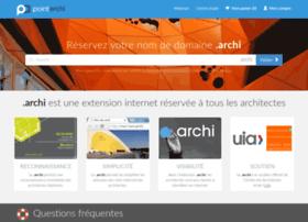 Point-archi.fr thumbnail