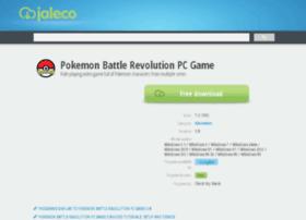 Pokemon-battle-revolution-pc-game.jaleco.com thumbnail