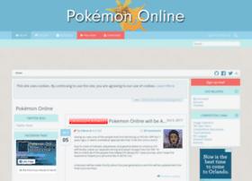 Pokemon-online.eu thumbnail