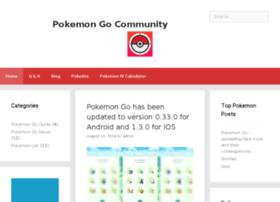 Pokemoncommunity.us thumbnail