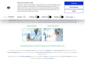 Poliambulatoriosanpolo.it thumbnail