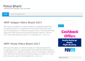 Police-bharti.in thumbnail