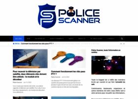 Police-scanner.info thumbnail