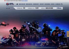 Police.gov.sg thumbnail