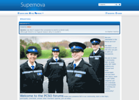 Policecommunitysupportofficer.com thumbnail