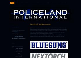 Policeland.de thumbnail
