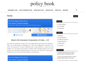 Policybook.in thumbnail