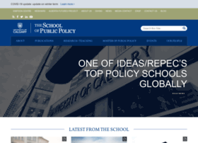 Policyschool.ca thumbnail