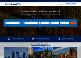Polishtrains.eu thumbnail