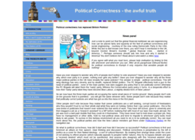 Politicallyincorrect.me.uk thumbnail