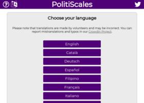Politiscales.net thumbnail
