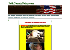 Polkcountytoday.com thumbnail