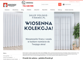 Polskie-firanki.pl thumbnail