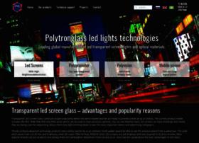 Polytronglass.com thumbnail