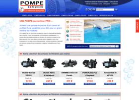 Pompedepiscine.com thumbnail