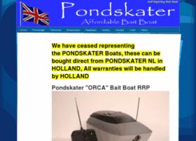 Pondskaterbaitboats.co.uk thumbnail