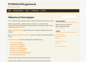 Poornalayam.org thumbnail