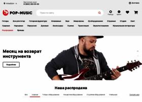 Pop-music.ru thumbnail
