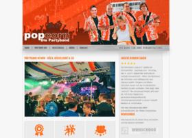 Popcorn-partyband.de thumbnail