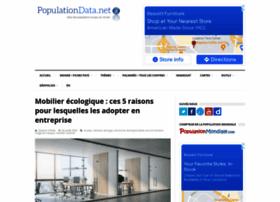 Populationdata.net thumbnail