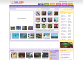 Popwebgame.com thumbnail